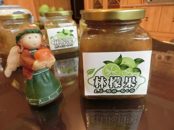 【林檬果】檸檬鳳梨果醬(460g+-10g) 真材實料、 不加一滴水