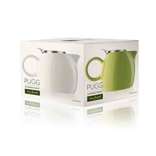 Tea Forte 普格陶瓷茶壺 - 果綠 Pistachio 3