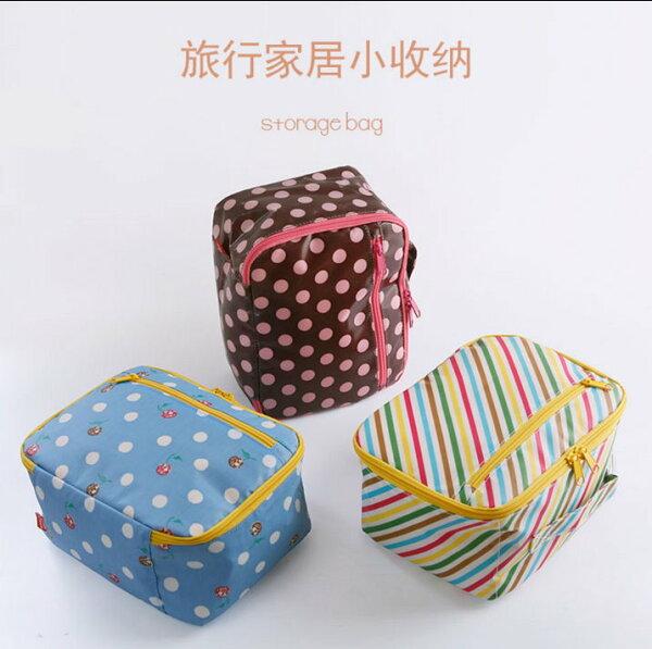 多功能防水 尿布濕紙巾收納包 媽媽包 旅行包 雜物收納包