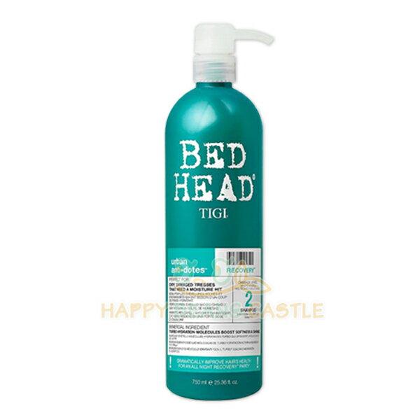 TIGI BED HEAD 摩登重建洗髮精 750ml ♦ 樂荳城 ♦