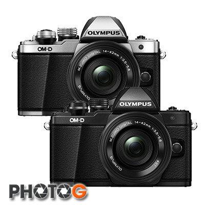 Olympus OM-D E-M10 Mark II 單機身 不含鏡頭 五軸防震 防滴防塵 (元佑公司貨 EMD EM10MK2 )