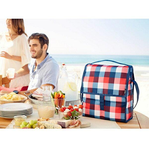 美國 【PACKiT】2016新款 冰酷 野餐冷藏袋 (英倫方格) 1