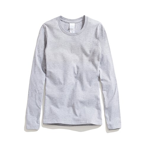 【GILDAN】亞規柔棉修身長袖T恤76400L 1