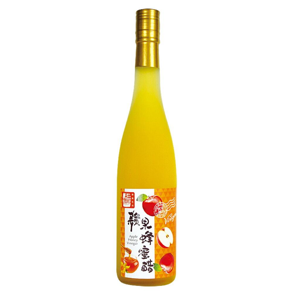 【醋桶子】三年熟成蘋果蜂蜜醋(600ml)免運 0