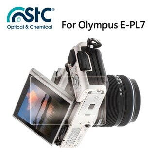 【STC】For Olympus E-PL7 - 9H鋼化玻璃保護貼