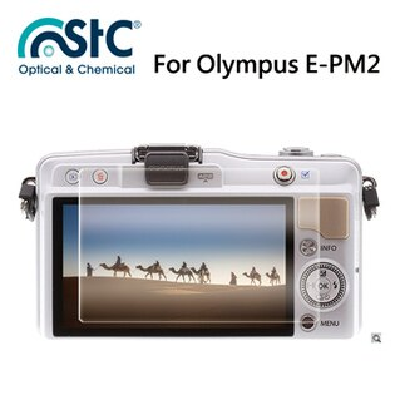 【STC】For Olympus E-PM2 - 9H鋼化玻璃保護貼