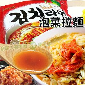 韓國SAMYANG 泡菜風味拉麵 泡麵(單包) [KR167] - 限時優惠好康折扣