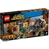 蝙蝠俠與超人周邊商品推薦樂高積木LEGO《 LT76056 》SUPER HEROES 超級英雄系列 - 蝙蝠俠 : Rescue from Ra's al Ghul™   : Web Warriors Ultimate Bridge