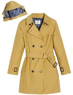【鄉野情戶外用品店】 AIGLE |法國| G/T 防水風衣 女款/防水夾克 防水大衣 GORE-TEX/AG-6F202