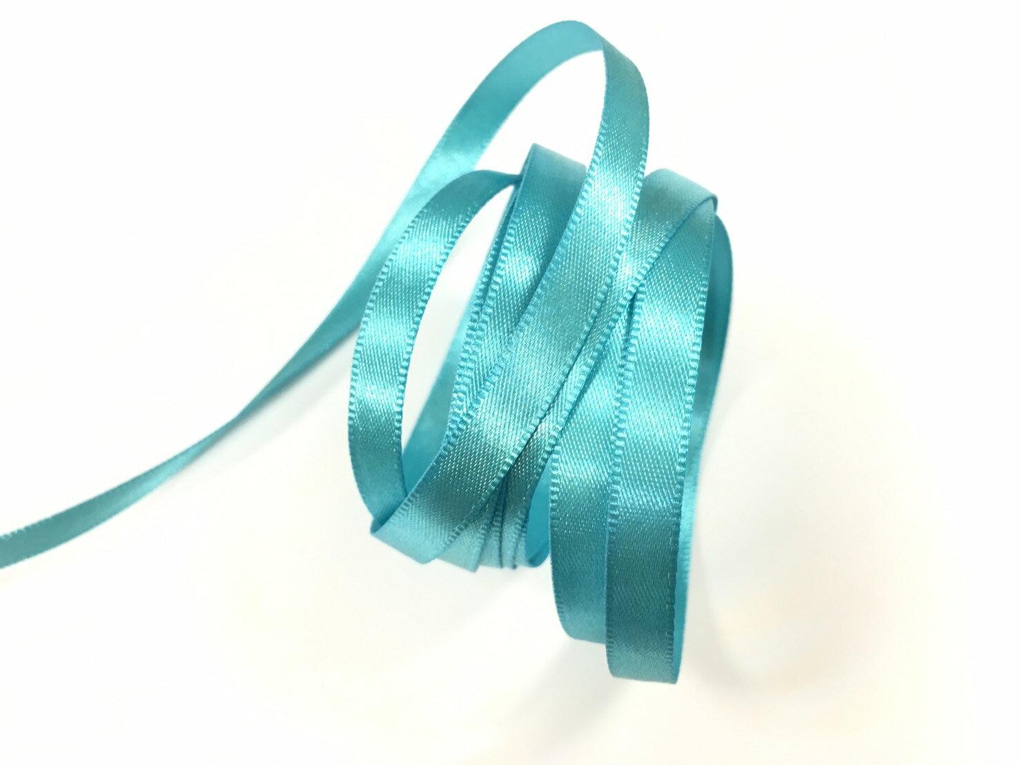雙面緞面緞帶 6mm 3碼 (20色) 4