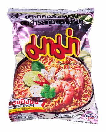 有樂町進口食品 泰國 MAMA蝦味麵~單包 泰國泡麵 - 限時優惠好康折扣