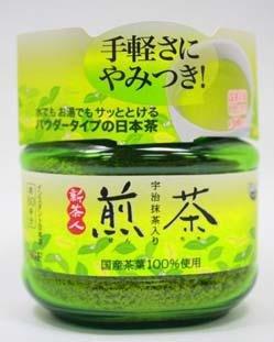 有樂町進口食品 AGF 新茶人宇治抹茶粉(48g) 綠茶粉 煎茶粉 48g 0