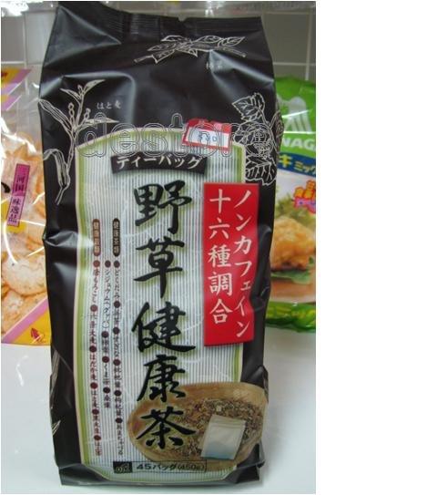 有樂町進口食品 日本 JA 黑豆麥茶~另有野草健康茶 4908804004261 1