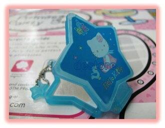 日本 Hello Kitty 娃娃鏡子 手機掛飾鑰匙圈2 號