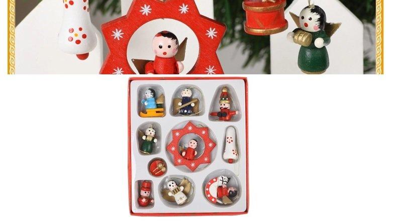 有樂町進口食品 聖誕裝飾 可愛的各種圖案小件聖誕樹裝飾品 掛飾 (勿挑剔上色得完美感) 0