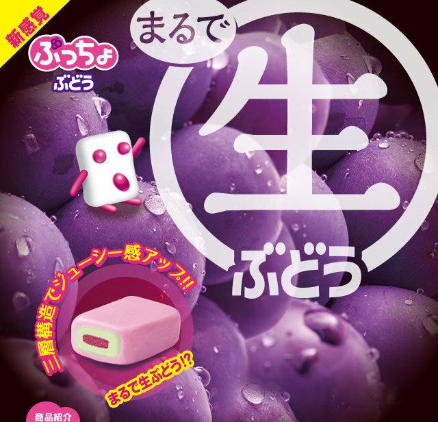 有樂町進口食品 日本 UHA味覺糖糖果 生葡萄口味 0