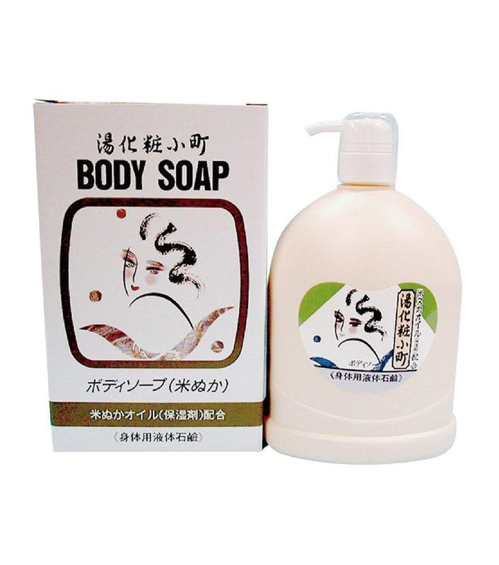 有樂町進口食品 日本湯小町沐浴乳 - 限時優惠好康折扣