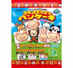 有樂町進口食品 日本kracie popin cookin 知育果子手作動物造型 蛋糕 1