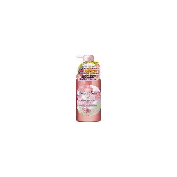 有樂町進口食品 日本玫瑰天堂KOSE 高絲 玫瑰香氛沐浴露 清爽 0