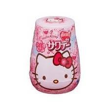 有樂町進口食品 小林hello kitty芳香消臭凝劑-櫻花限定版