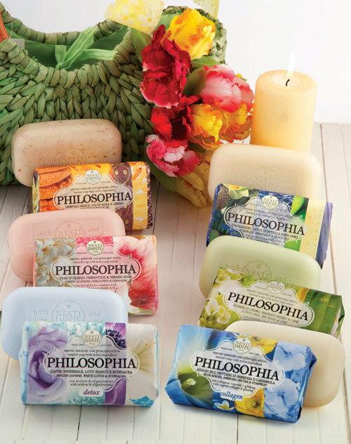 有樂町進口食品 Nesti Dante 義大利手工皂-時尚能量系列-健康生活(250g) 1