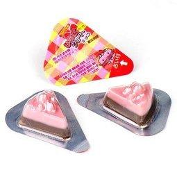 丹生堂 迷你草莓蛋糕巧克力 單顆 0