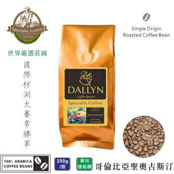 【DALLYN 】哥倫比亞 聖奧古斯汀 Columbia San Augustin(250g/包)  | 世界嚴選莊園咖啡豆