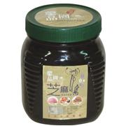 馨品園現磨黑芝麻醬(玻璃瓶)( 800g)