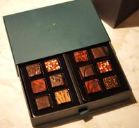畬室 法式夾心巧克力禮盒 (十二入)