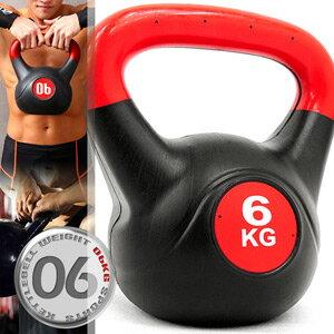 6公斤壺鈴KettleBell重力(13.2磅)6KG壺鈴.拉環啞鈴搖擺鈴.舉重量訓練.運動健身器材.推薦哪裡買C109-2106