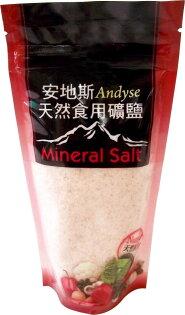 【田園工房】安地斯天然食用礦鹽300g