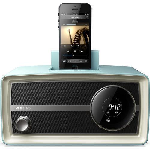 飛利浦PHILIPS復刻時鐘iphone5專用揚聲器 ORD2105?