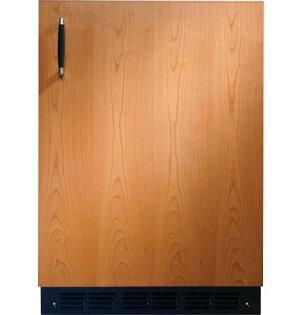 美國GE奇異 ZIBI240BII 冷藏小冰箱(左開/右開)(崁門板)(183L)【零利率】 ※熱線07-7428010