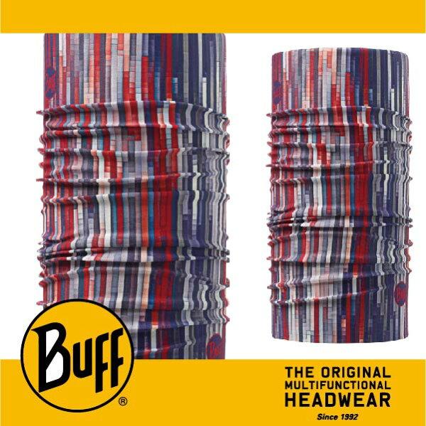BUFF 西班牙魔術頭巾 經典系列 [線條瀑布] BF108860