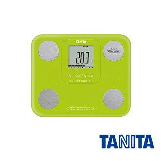 體脂計 TANITA七合一體脂計 BC-751 綠色 贈好禮