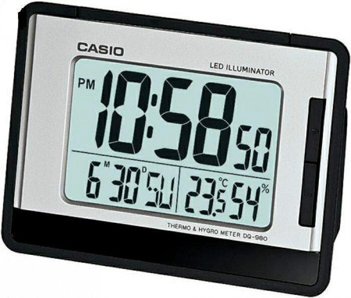 Despertador Casio DQ-980-1DF 0