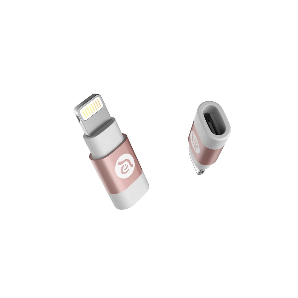 PeAk A1 Lightning 對 Micro USB 轉接器 5