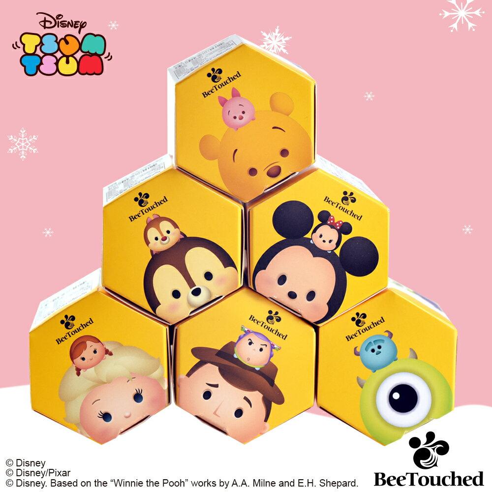 蜜蜂工坊- 迪士尼tsum tsum系列手作蜂蜜( 完整六入組)  ★ 米奇+維尼+胡迪+艾莎+大眼仔+奇奇 ★ 聖誕限定 送 維尼提袋 1