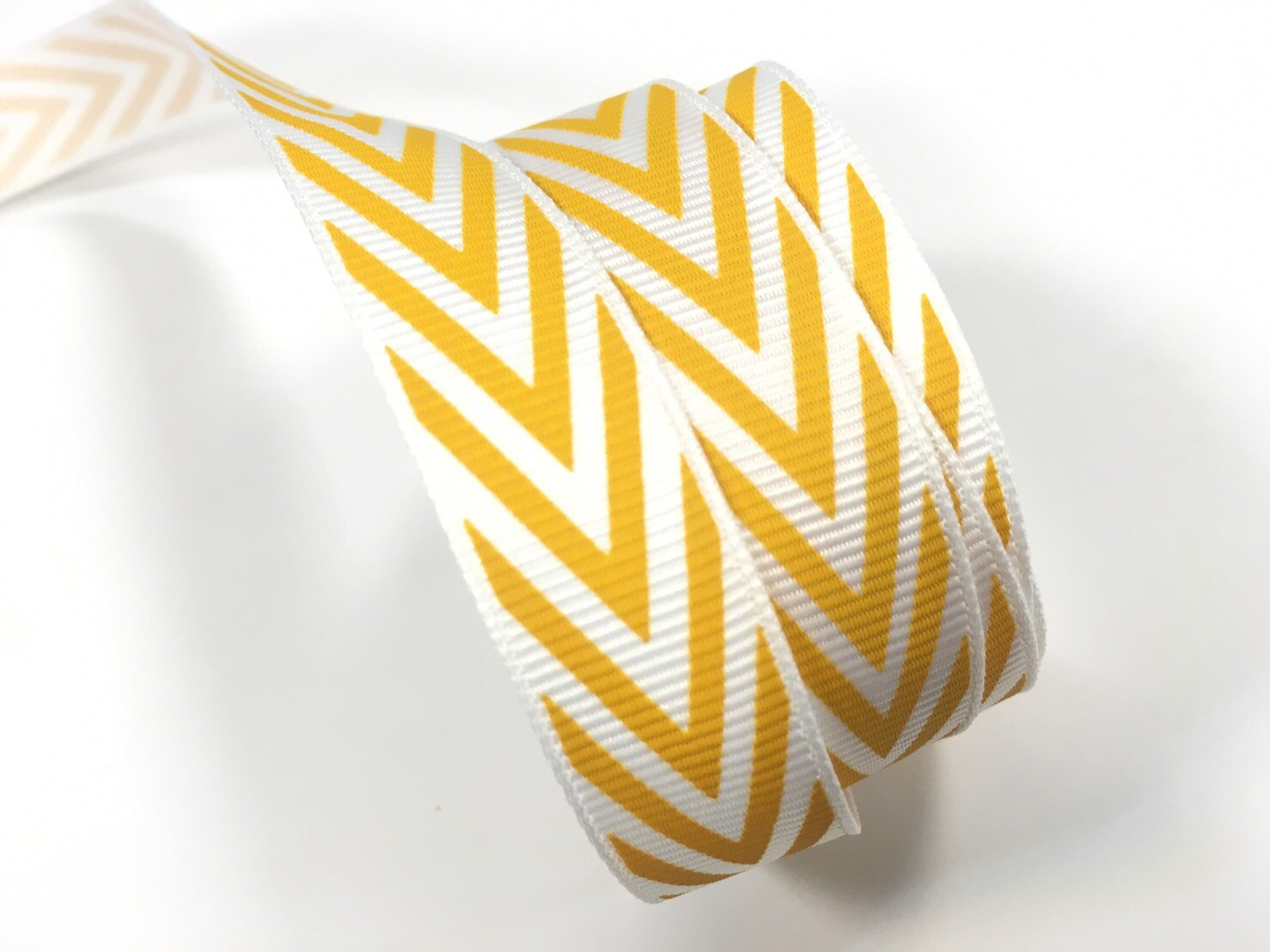 【Crystal Rose緞帶專賣店】羅紋緞帶箭頭15mm3碼裝(3色) 2
