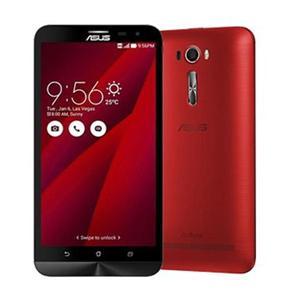 【綠蔭-全店免運】ASUS ZenFone 2 Laser雙卡6吋全頻LTE智慧機(3G/32G)紅