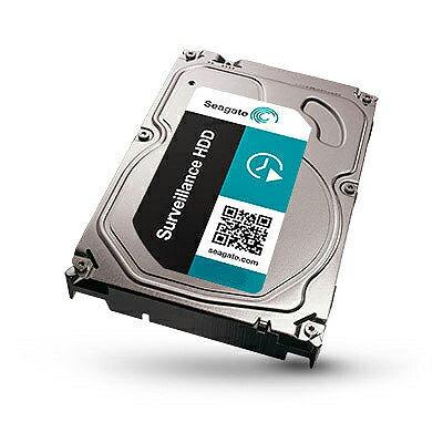 【綠蔭-全店免運】Seagate Surveillance HDD 3.5吋 4TB 監控效能專用硬碟機(內建旋轉震動感應器)