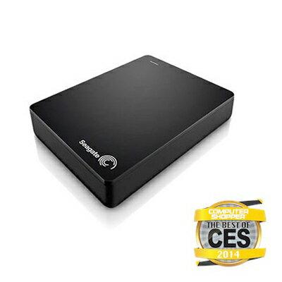 【綠蔭-全店免運】Seagate Backup Plus Fast 2.5吋 4TB外接式行動硬碟(沉穩黑)