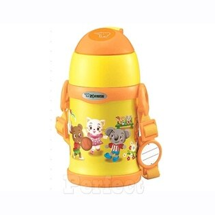 【ZOJIRUSHI ● 象印】童用不鏽鋼真空保冷瓶 450cc ST-ZEE45  **免運費**
