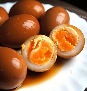 【梅姨滷味 】糖心蛋 (7顆/包)  採用鴨蛋