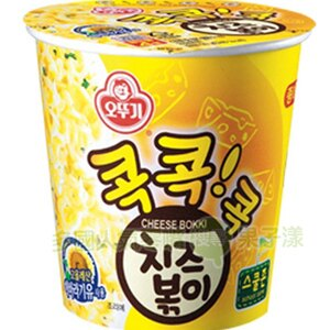 韓國不倒翁 杯麵 泡麵起司風味[KR032] - 限時優惠好康折扣