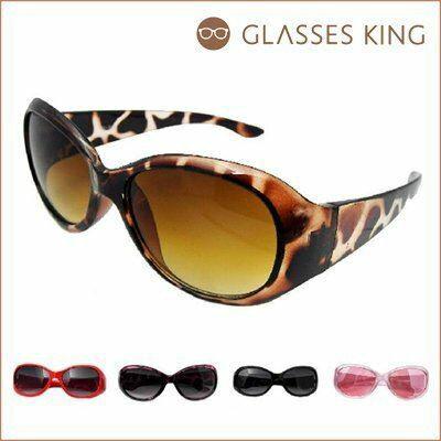 眼鏡王☆現貨!兒童小孩方框素面可愛韓國大框墨鏡太陽眼鏡黑色紅粉紅豹紋黃色K20