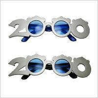 愚人節 KUSO療癒整人玩具周邊商品推薦眼鏡王☆派對尾牙趴生日2000造型搞怪韓國流行粗框潮流個性太陽眼鏡墨鏡反光灰銀藍黑色S165