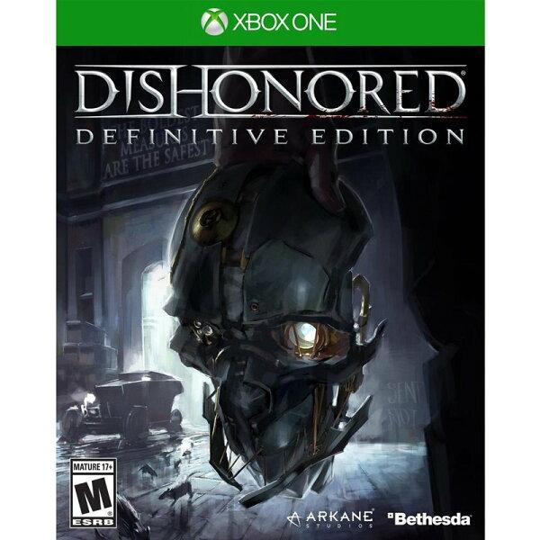 XBOX ONE 冤罪殺機 決定版 英文美版 Dishonored Definitive Edition