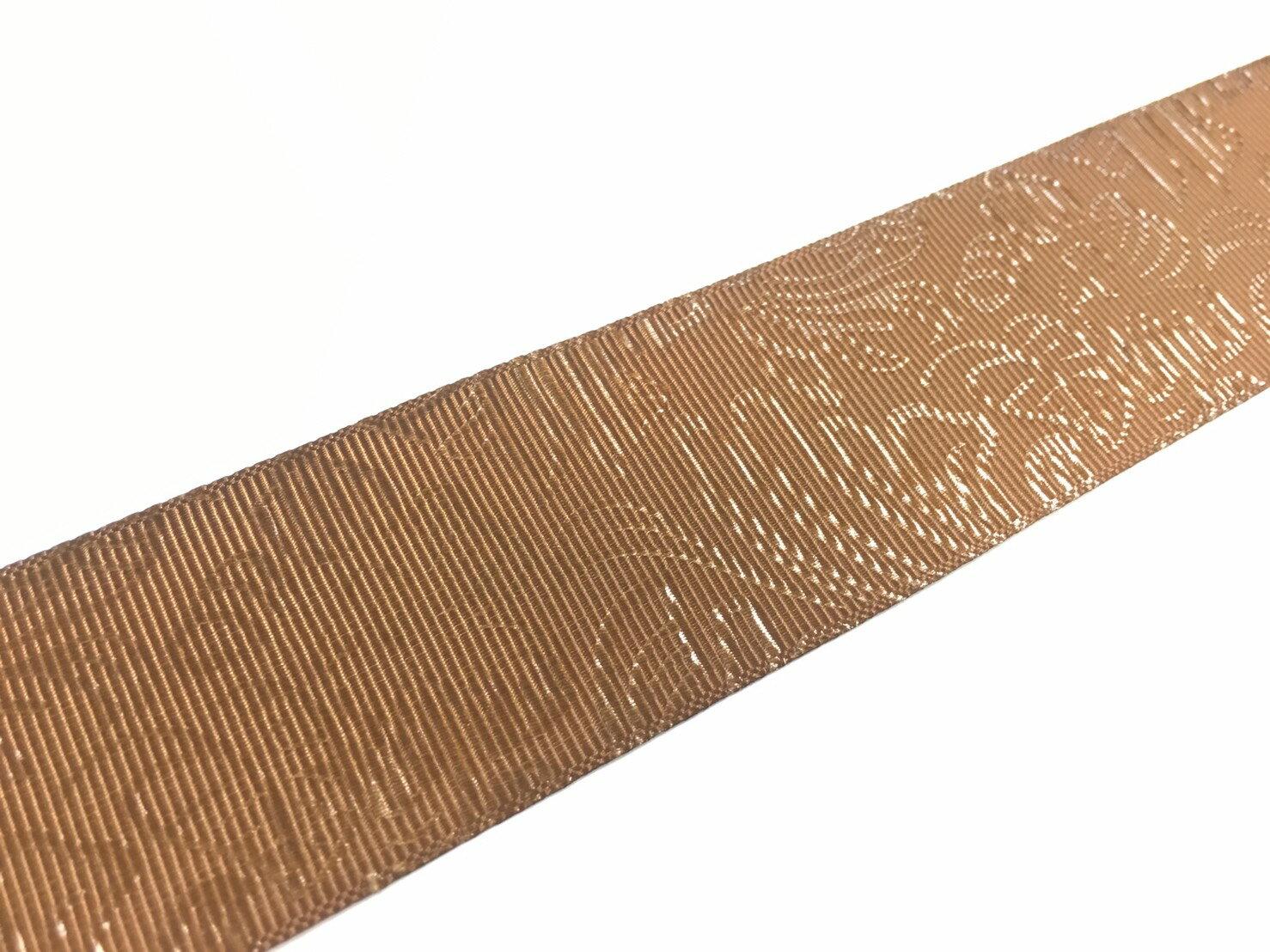 羅紋帶單面壓花38mm3碼裝(14色) 4