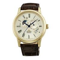 送男生聖誕交換禮物到Orient 東方錶(SET0T005Y)SUN&MOON系列 65週年紀念限量月相錶/白面42.5mm